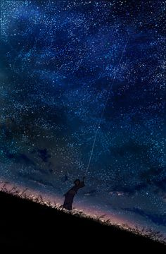 to the stars...