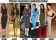 Victoria Beckham Style: Victoria Beckham is Currently Obsessed With Her....