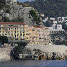 La Perouse Nice, France http://www.leshotelsduroy.com/en/hotel-la-perouse