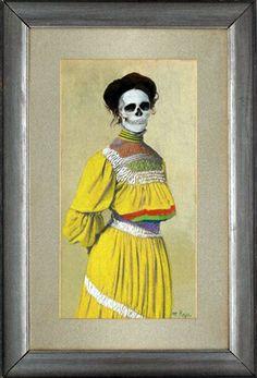 "Morbid Anatomy: ""Death: A Self Portrait,"" The Wellcome Collection, Through February 24, 2013"