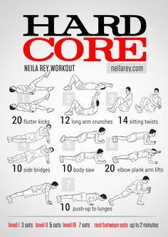 Hard Core Workouts on Pinterest | Hard Ab Workouts, Boot Camp Workout ...