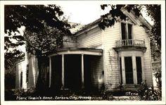 Mark Twain's Home    Details:  State:    Nevada (NV)  City:    Carson City
