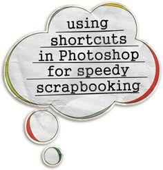 photoshop speedi, photoshop scrapbook, craft, design girl, digital scrapbooking, learn photoshop, photoshop 101, photoshop shortcut, digi design