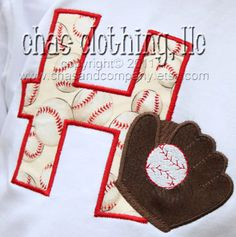 Boys Baseball Shirt