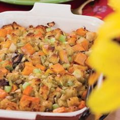 butternut squash, dressing recipes, butternutsquash, pepita dress, squash recipes, thanksgiving recipes, green bean casserole, gluten free recipes, casserole recipes