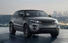 2013 Range Rover Evoque Special Edition by Victoria Beckham