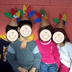 Turkey hats!