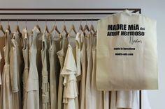 Divinos han quedado estos #portatrajes especiales para vestidos de #novia.