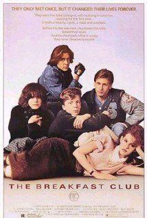 The Breakfast Club (1985) classic♥