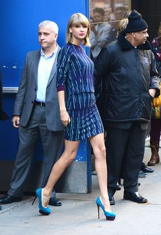 5 Days of Shoes: It's All About Taylor Swift