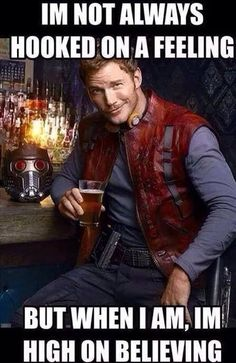 Guardians of the Galaxy Awesome Mix Vol. 1 - Star Lord - Peter - Hooked on a Feeling