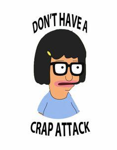 oh Tina...