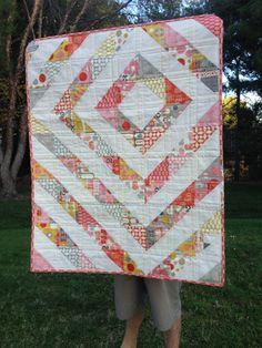 Summer-Baby Quilt
