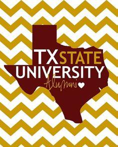 Texas State University Alumni