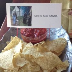 Chips and Sansa