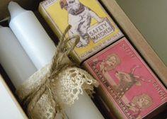 Emergency kit gift box