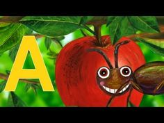A is for Apple - A is for Ant - YouTube