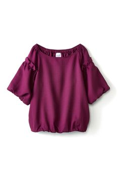 Haco pullover blouse