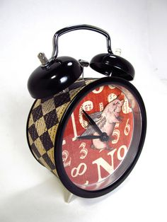 Altered Clock using @Anna Nadal 45®