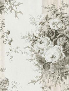 Interior Place - Black Morgan Toile Wallpaper, $33.99 (http://www.interiorplace.com/black-morgan-toile-wallpaper/)