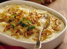 Do-Ahead Garlic Mashed Potatoes