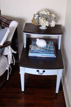 2 Tiered Side Table Revealed
