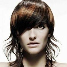 Brunette Hair Highlights 2014
