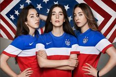 Twitter / HAIMtheband: Go USA!!! #teamnike ...