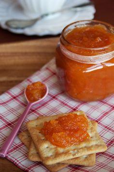 Cinco Quartos de Laranja: Compota de maçã com cenoura e cardamomo