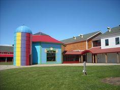 Vermont Teddy Bear Factory  Shelburne, VT
