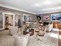 $44 million apartment where Jackie Kennedy grew up, in 'world's richest apartment building'