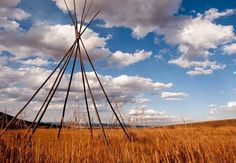 Big Hole National Battlefield Montana - I volunteered here in 2011.