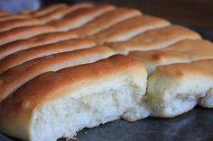 Homemade Breadsticks in the Bread Machine -- soo easy and good!