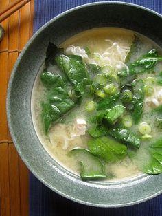 ... udon noodle soup udon soup with bok choy and poached egg udon noodles