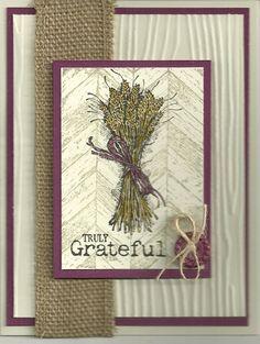 Grateful Thanksgiving