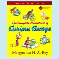 my curious george book report
