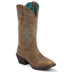I love Justin boots!