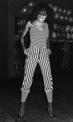 Diana Ross 1983!
