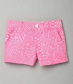 Patterned pink