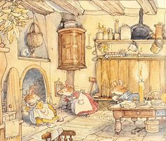 Brambly Hedge Winter Toadflax Home cropped 2