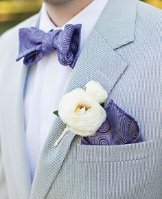 Matching Tie & Pocket Square