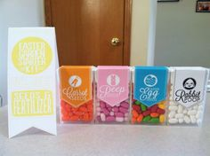 Teacher gift for Easter... so cute!