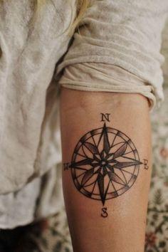 compass tattoo, my next tattoo!