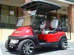 Custom golf carts on pinterest golf carts hunting and cars for Narrow golf cart