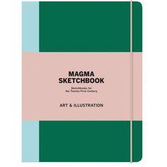 Magma Sketchbook | Art