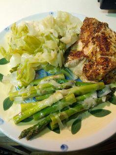 Chicken Dinner ala Chef Phen.