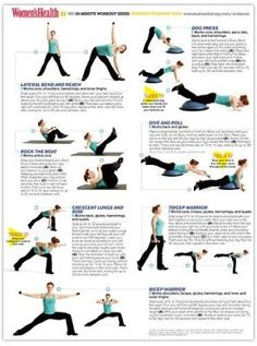 Awesome yoga workout