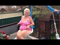 Hot Tub Hoist Disabled Access Video