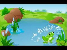Learn all about a Frog's Life Cycle at www.turtlediary.com