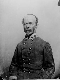 General Joseph Johnston - Confederate Army